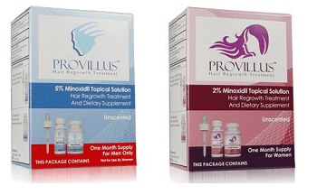 Provillus Hair Treatment Does It Work